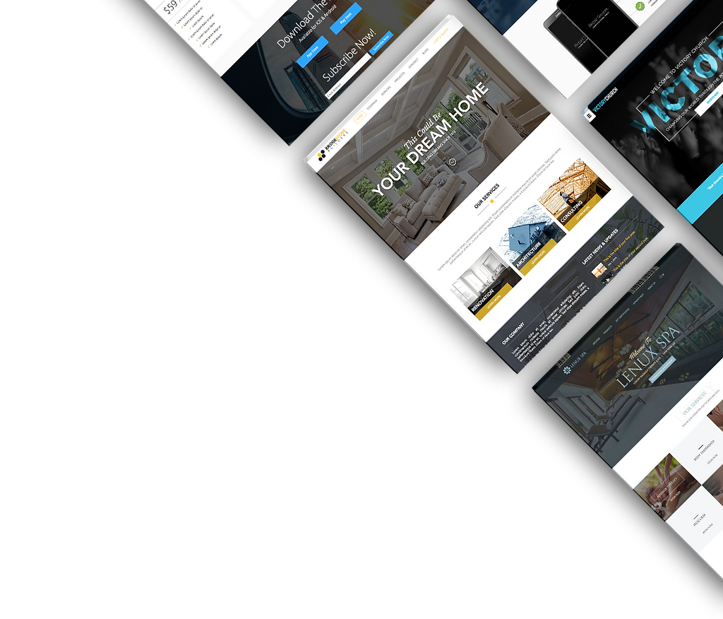 Wix Pro Themes | Premium Wix Themes | Wix Website Templates