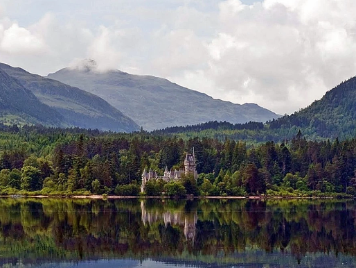 How to enjoy the beauty of the Scottish outdoors in the most comfortable way possible
