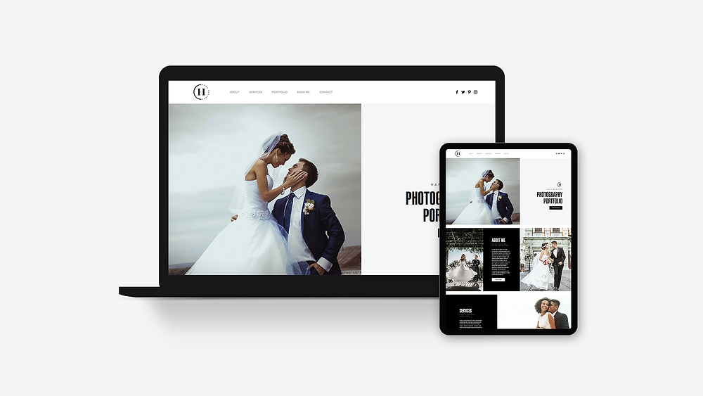 photographer website template, wix template for photographers, premium wix templates