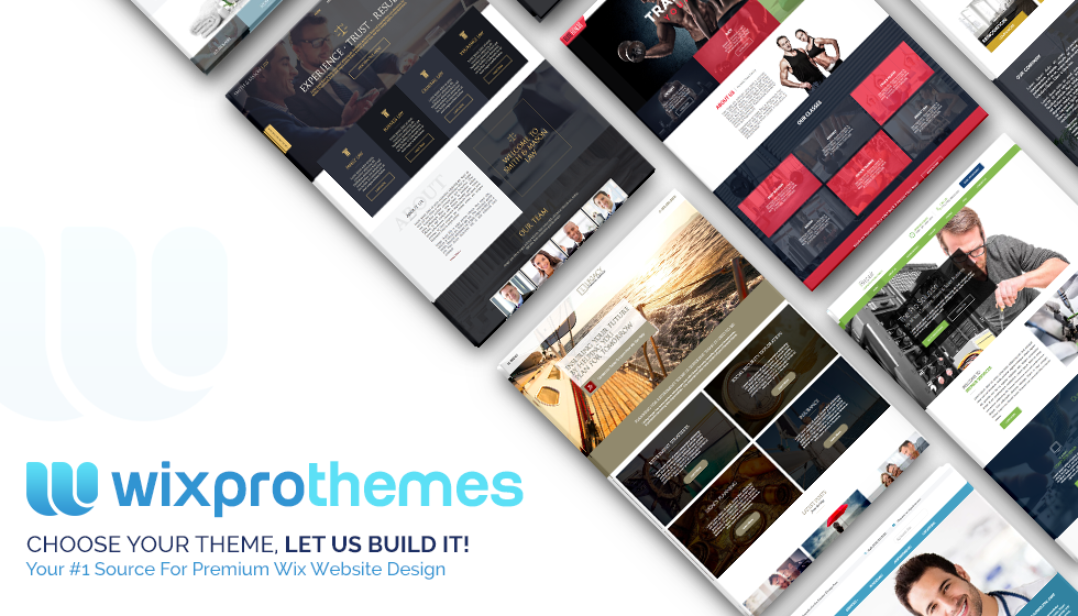 Wix Pro Themes Licenses