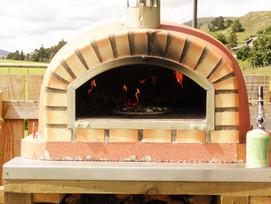 Pizza Oven | Luxury Glamping Pods | Laggan Scotland | Laggan Glamping