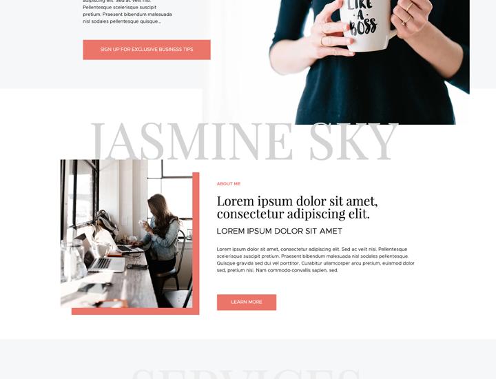 Jasmine Sky