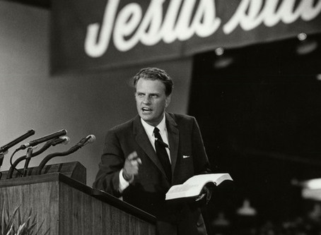 Preaching Redemption Among Racisim: Remembering Billy Graham