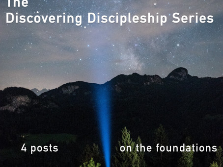 The Discovering Discipleship Series