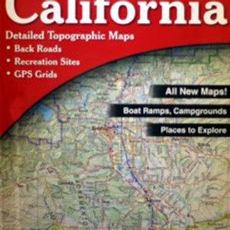 DeLorne California Topographic Map