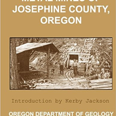 Metal Mines of Josephine County
