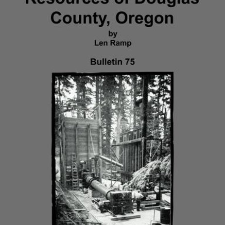 Geology and Mineral Resources of Douglas County