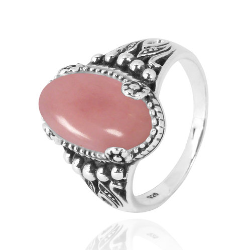 NRB5215-PPKOP -Ethnic style Peru Pink Opal Rink