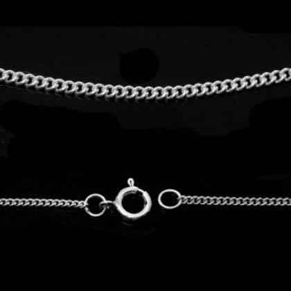 SC0027/16 - Classic Silver Chain - 16 inch