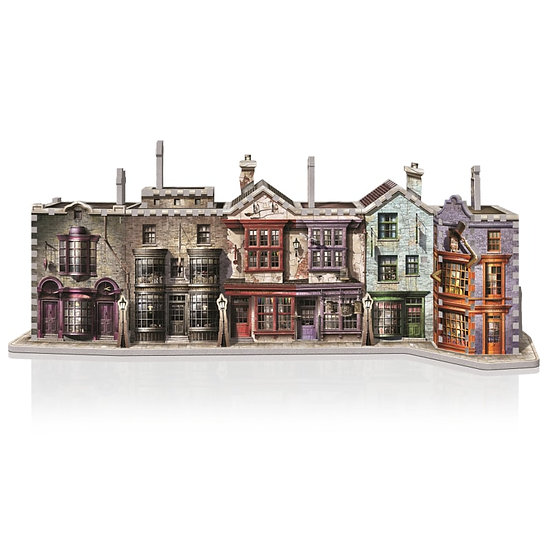 Harry Potter – Diagon Alley 3D Jigsaw Puzzle (450 Piece)