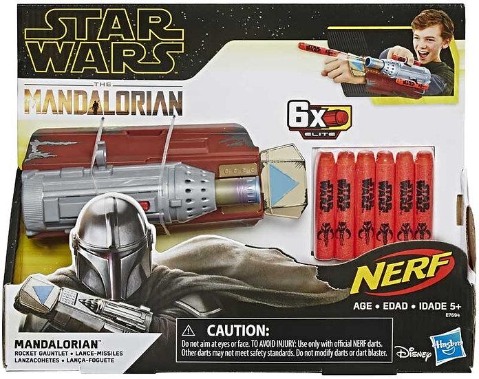 Star Wars Nerf The Mandalorian Rocket Gauntlet