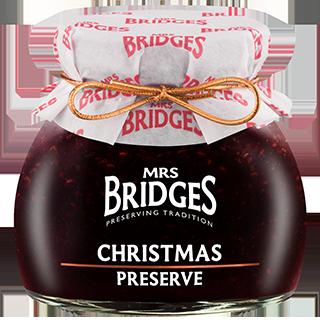 Mrs Bridges Christmas Preserve 250g
