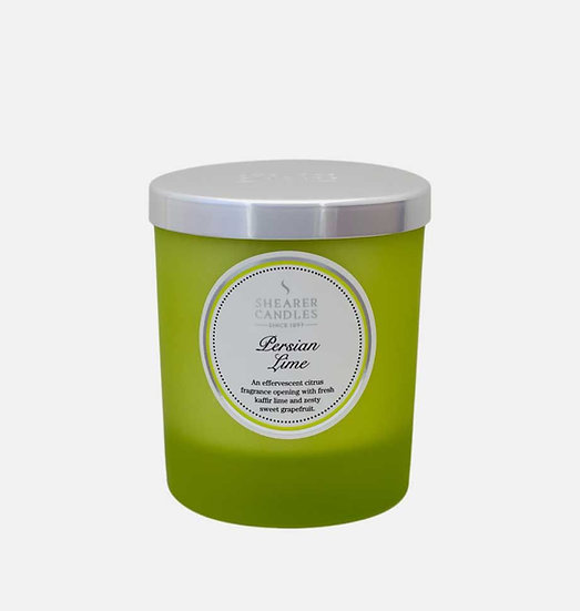 Shearer Candle Persian Lime Jar Candle - Couture Collection