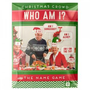 Who Am I? - Christmas Crowd