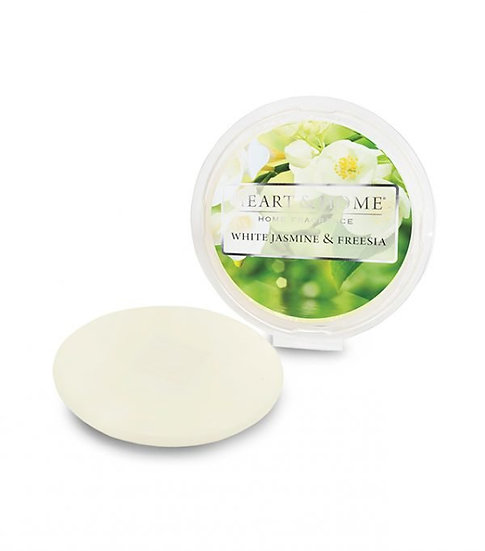 Heart & Home White Jasmine & Freesia - Wax Melt