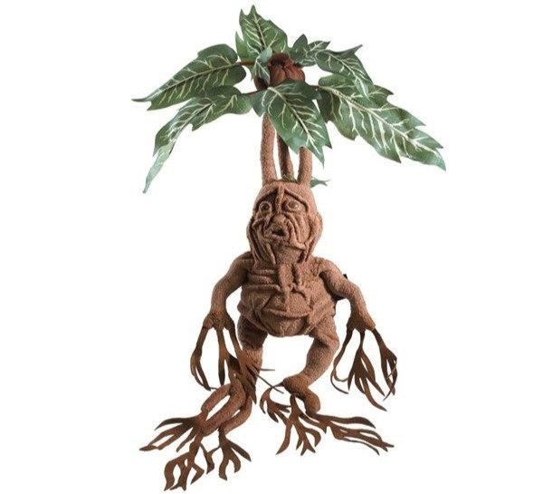 Harry Potter Mandrake Plush