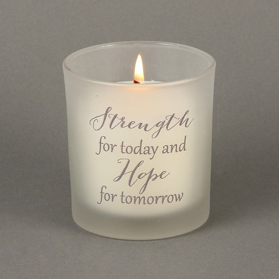 Thoughts Of You 'Hope & Strength' Candle