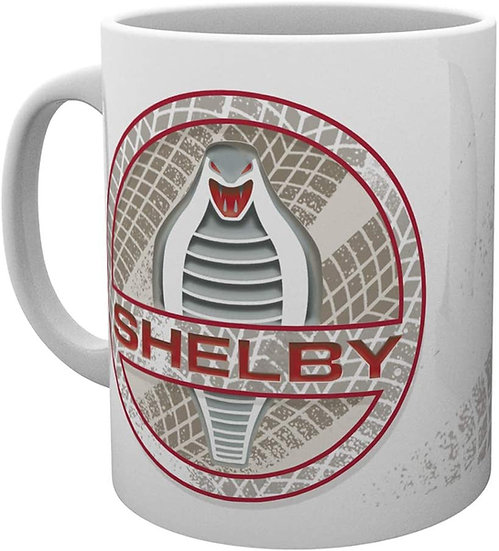 Shelby Logo Mug 325ml