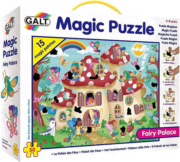 Magic Puzzle - Fairy Palace