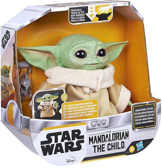 Star Wars The Child Animatronic