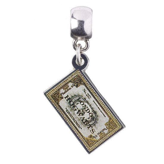 Harry Potter Hogwarts Express Ticket Slider Charm