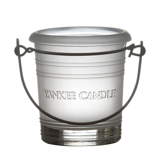 Yankee Candle Frosted Glass Votive Bucket
