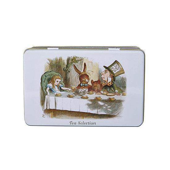 Alice In Wonderland Tea Selection Gift Tin