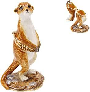Meerkat Treasured Trinket