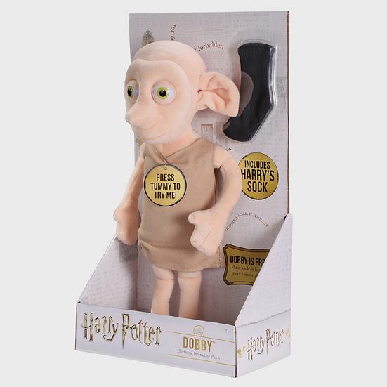 Harry Potter Dobby Interactive Plush