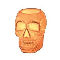 Skull Electric Wax Melt Burner 12cm