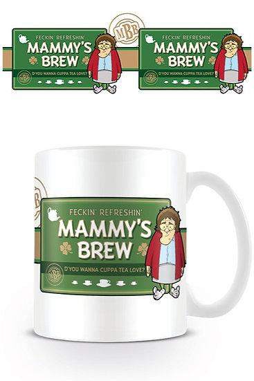 Mammy's Brew Mrs Browns Boys Mug