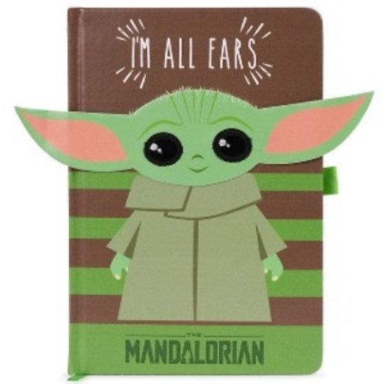 Star Wars The Mandalorian A5 Premium Notebook