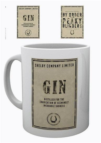 Peaky Blinders Gin Mug
