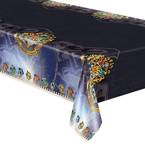 Harry Potter Plastic Table Cover 7ft x 4.5ft