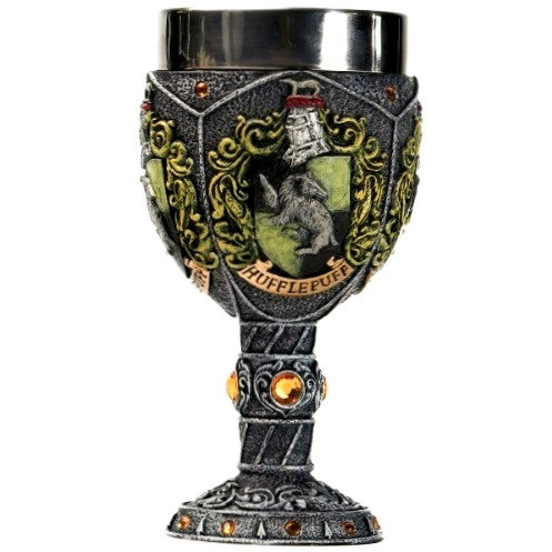 Harry Potter Hufflepuff Decorative Goblet