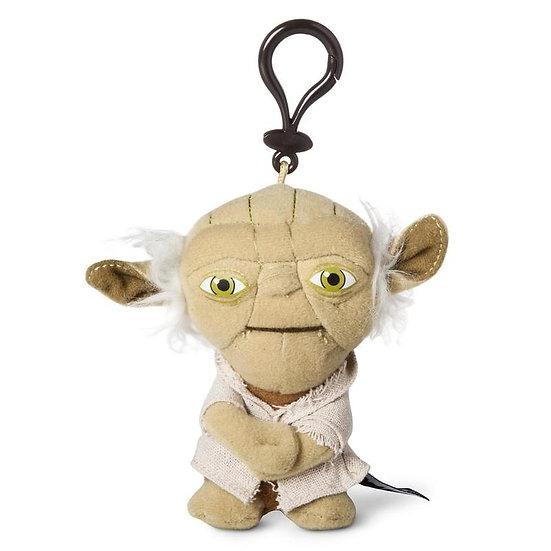 Star Wars Mini Talking Plush Toy Clip On - Yoda