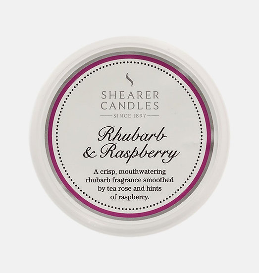 Shearer Candle Rhubarb & Raspberry Wax Melt - Couture Collection