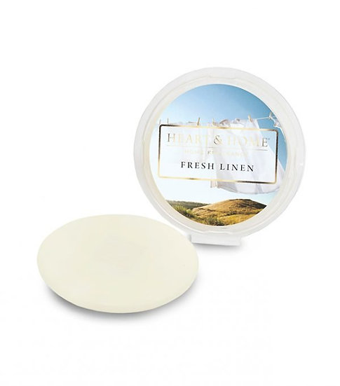 Heart & Home Fresh Linen - Wax Melt