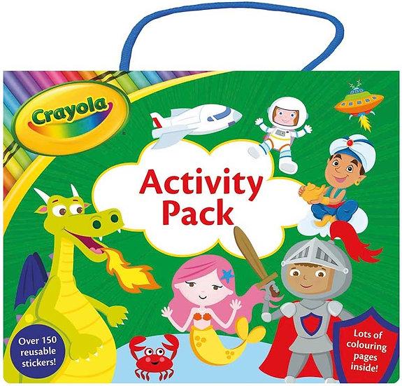 Crayola Shimmer Activity Pack