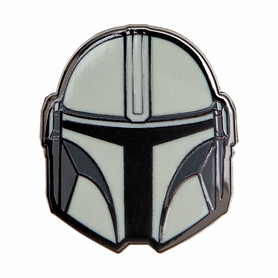Star Wars The Mandalorian Enamel Pin
