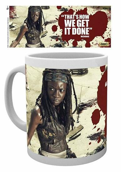 The Walking Dead Michonne Mug