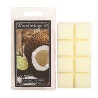 Woodbridge Coconut & Lime - Wax Melts