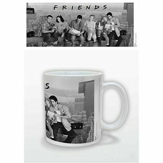 Friends Lunch On A Skyscraper Mug
