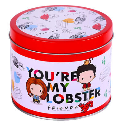 Friends Gift Tin Set - You're My Lobster