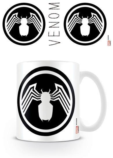 Marvel Venom Symbiote Symbol Mug