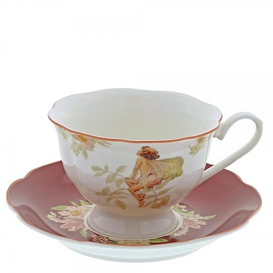 Flower Fairies Jasmine Cup and Saucer