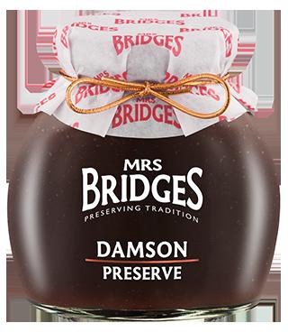 Mrs Bridges Damson Preserve 340g