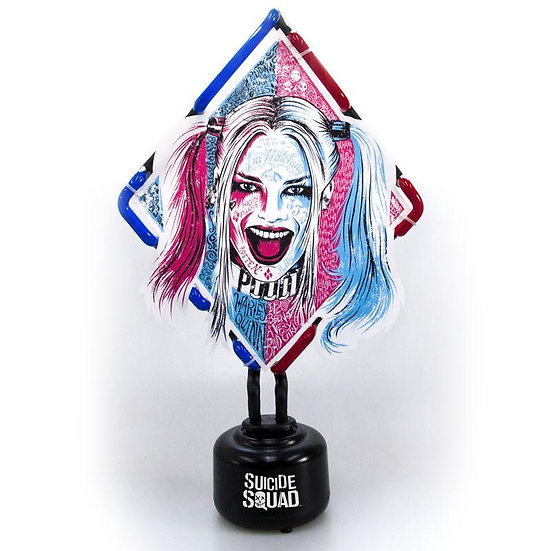DC Suicide Squad Harley Quinn Neon Light