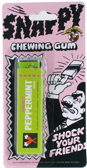 Snappy Chewing Gum
