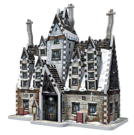 Harry Potter – Hogsmeade The Three Broomsticks 3D Jigsaw Puzzle (395 Piece)